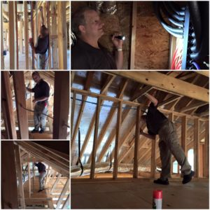 HomeCert Houston Home Construction Phase Inspection