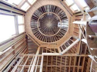 HomeCert Houston New Construction - Pre-cover frame Inspection