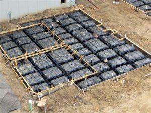 HomeCert Houston New Construction - Pre-pour Foundation Inspection