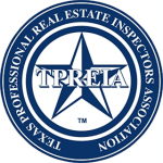 HomeCert Houston Home Inspection Company - Texas Professional Real Estate Inspector Association Seal