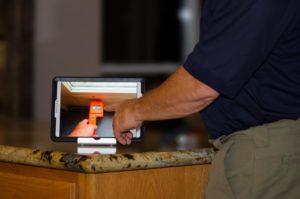 HomeCert Houston Home Inspection Walk-through