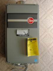 Converting To A Tankless Water Heater Houston Home Inspector