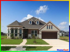 HomeCert Houston Home Inspection - New Construction House