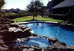 HomeCert Houston Home Inspection Company - swimming pool inspection