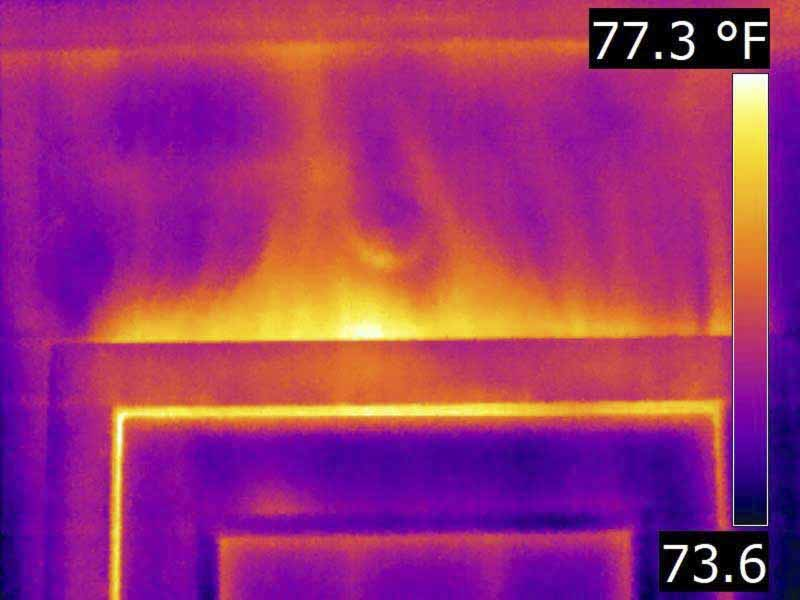 Houston Infrared home Inspection - energy loss inspection