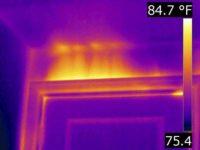 Houston Infrared home Inspection - energy loss inspection
