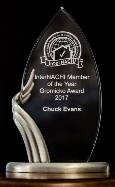 InterNACHI Member of the Year Award